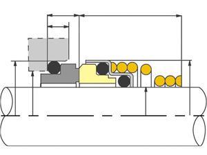 Mech-seal-cross-section