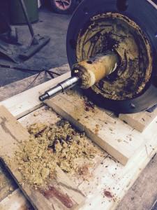 Lowara motor repair before